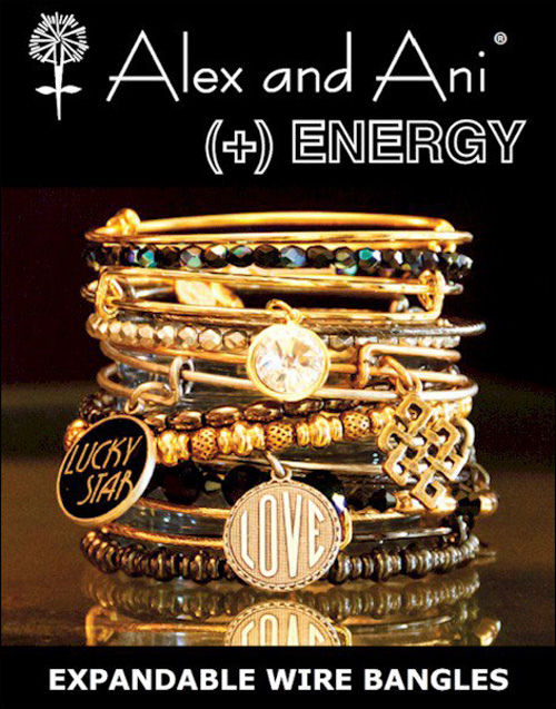 Gifted Hilton Head Alex and Ani